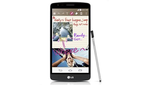 LG G3 Stylus, önümüzdeki ay piyasada !