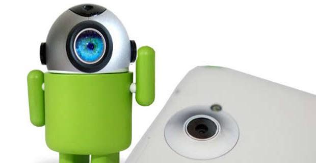 Telefonunuzu webcam'e dönüştürün!