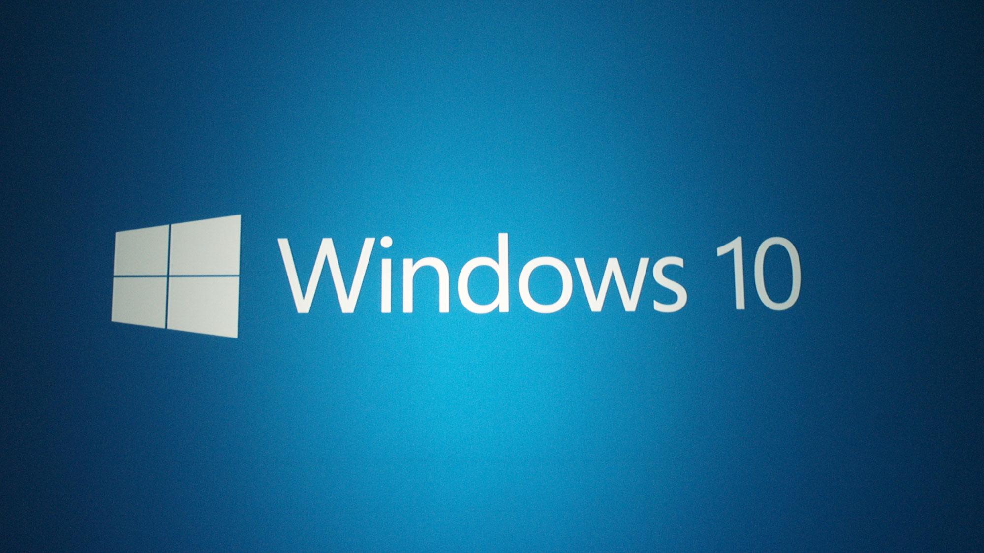 Windows 10 tanıtımını canlı izleyin!
