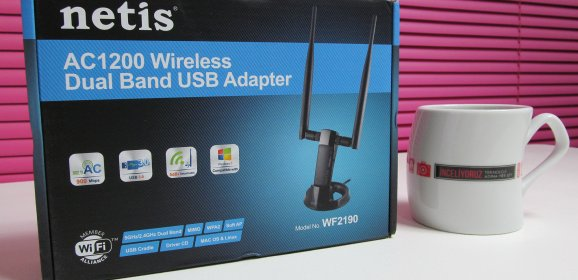 Usb 3.0 Dual Band Adaptör