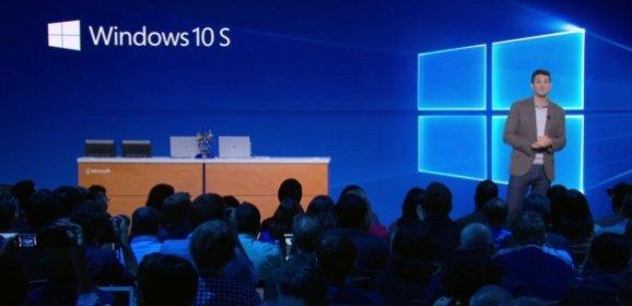 Windows 10 S Tanıtıldı!