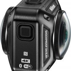 Nikon, 360 kamera pazarında iddialı : KeyMission 360