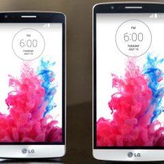 """LG'nin canavarı G3'ün minisi : """"LG G3 Beat"""""""