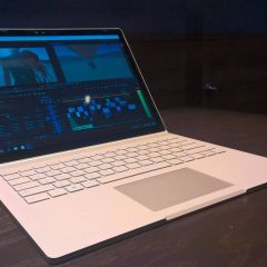 Microsoft'tan sürpriz cihaz : Surface Book {video}