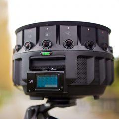 Google Yi Halo ile 17 kameralı yeni 360 derece görüntüleme sistemi!