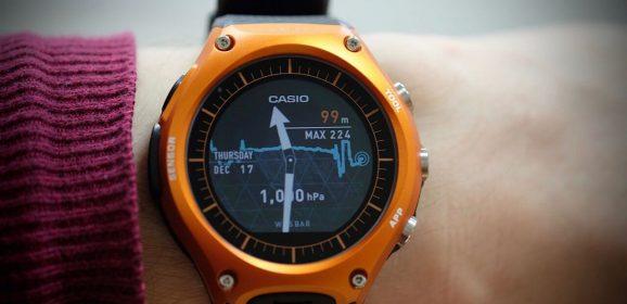 Casio ilk akıllı saatini tanıttı