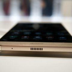 Huawei'den yeni seri : P8 – P8 Max – P8 Lite