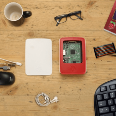 Raspberry Pi sonunda resmi kasasına kavuştu!