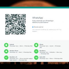 WhatsApp'ın PC ve Mac uygulaması yayınlandı